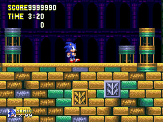 Sonic 3 Complete - I